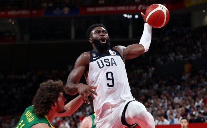 ABD, Dünya Kupası'nda 5'te 5 yaptı!
