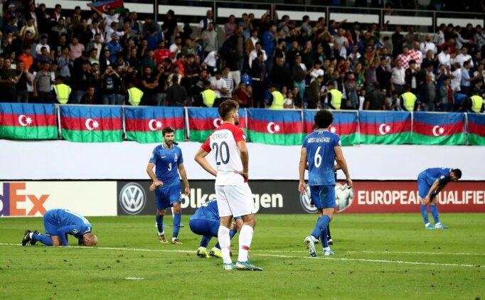 Azerbaycan'dan Hırvatistan'a çelme!