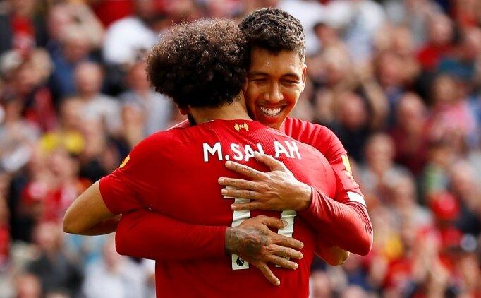 Liverpool, Premier Lig'de kayıpsız ilerliyor!