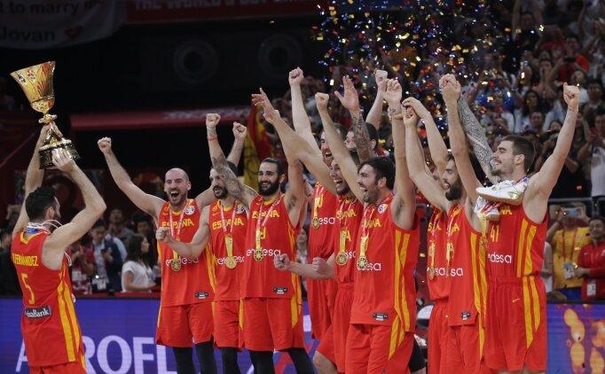 Dünya Kupası İspanya'nın
