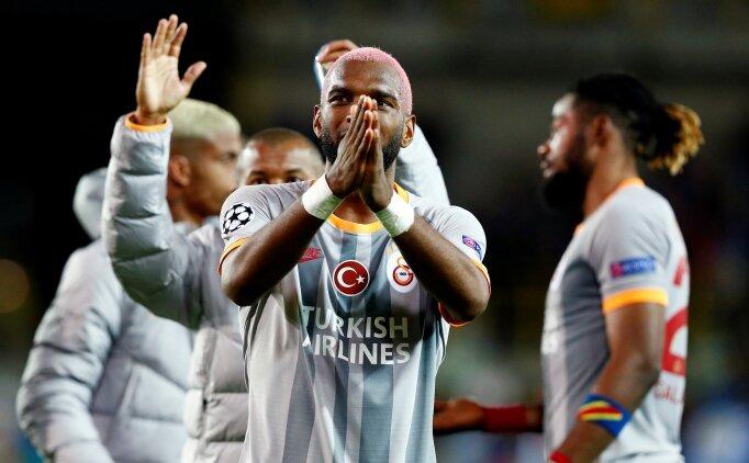 Galatasaray, Devler Ligi'nde 5 maçlık hasrete son verdi