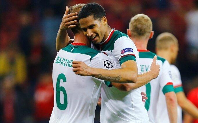 Lokomotiv Moskova, Almanya'da Leverkusen'e şok yaşattı!