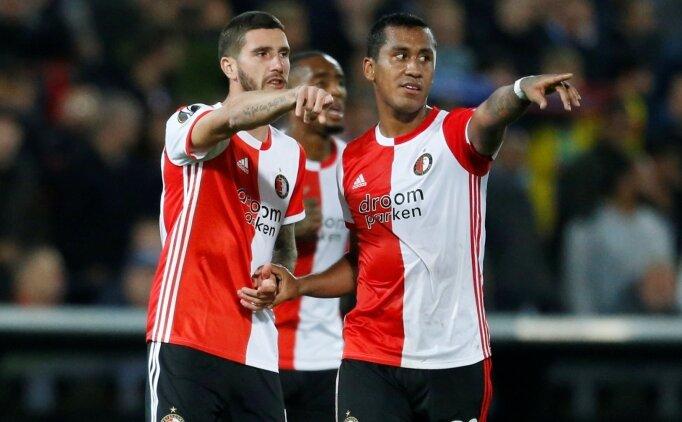 Feyenoord, Porto'yu yıktı, zirveyi devraldı!