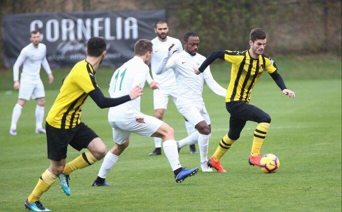 Konyaspor, İstanbulspor'u geçmesini bildi