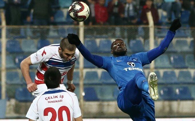 Adana Demirspor'dan Karabük'e tek gol