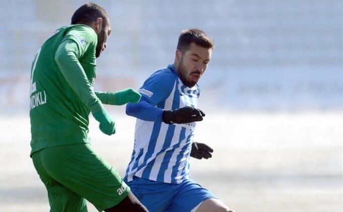 Atiker Konyaspor, 2. yarıya 3 puanla başladı
