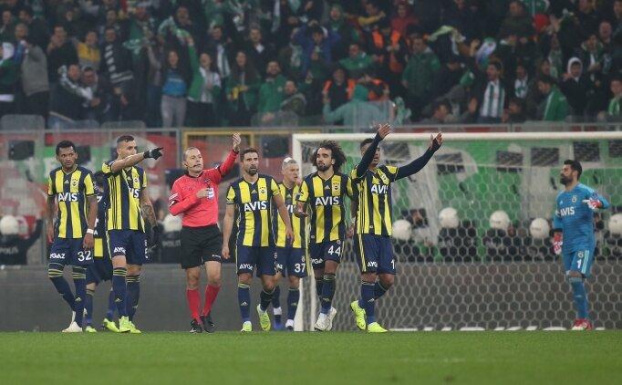Fenerbahçe'den hakemler için ağır açıklama!