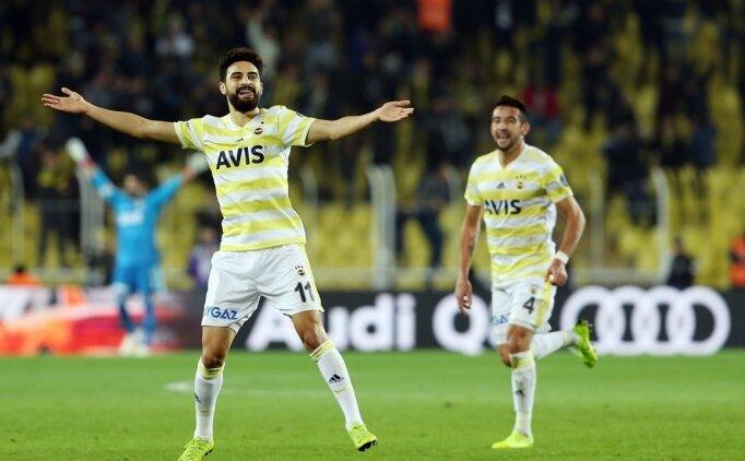 GollerCepte'nin en popüler golünü Mehmet Ekici attı