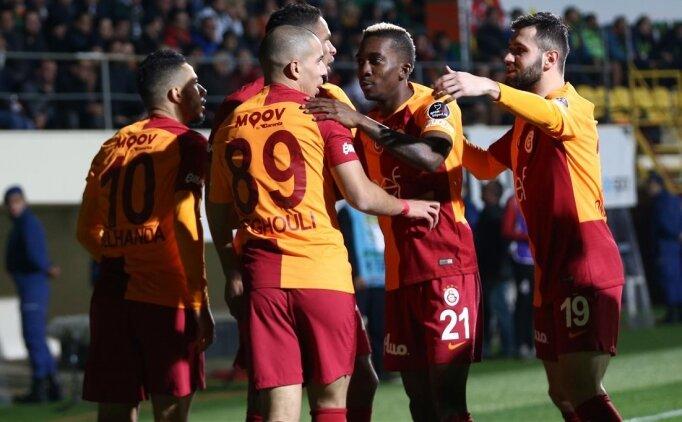 Galatasaray'ın dev hedefi: Kadıköy'e kadar 7/7!