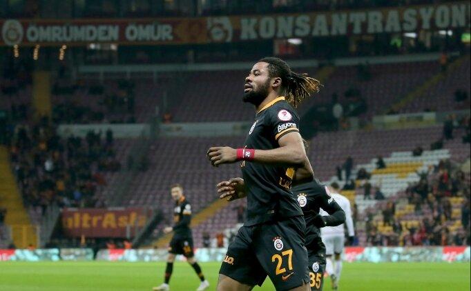 Luyindama, Erzurumspor maçında oynayacak mı?