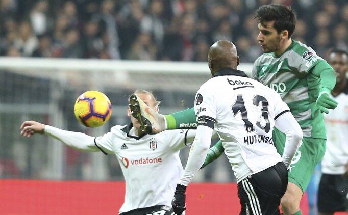 Umut Nayir: 'Benim için zor bir maç oldu'