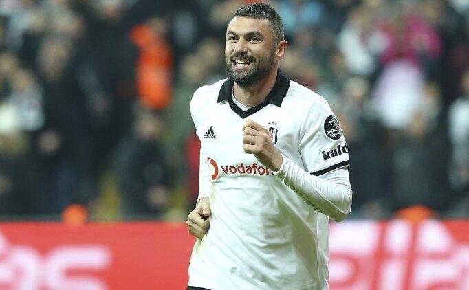Beşiktaş, Burak Yılmaz kararını verdi!