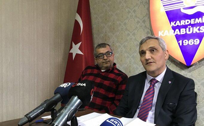 Karabükspor'da isyan! ''Kayyuma gideriz''