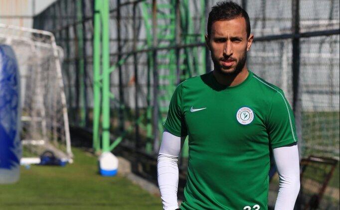Abarhoun: 'Tek hedefimiz bütün maçları kazanmak'