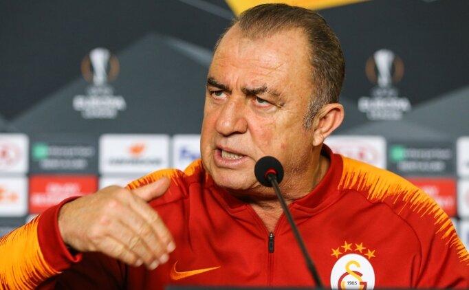 Fatih Terim: 'Galatasaray'ın hedefi her zaman kupadır'