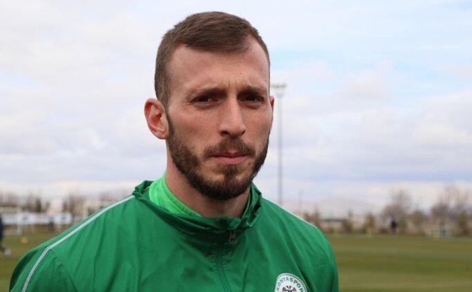 Filipovic: 'Konyaspor olarak 6 maçtır yenilmiyoruz'