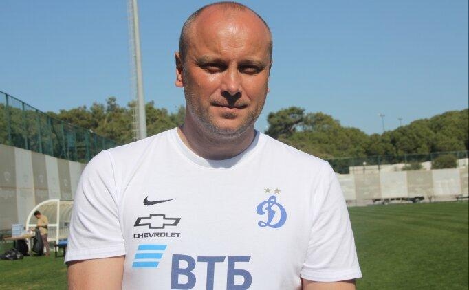 Dmitri Khokhlov: ' Türk futbolu hızlı ve kaliteli'