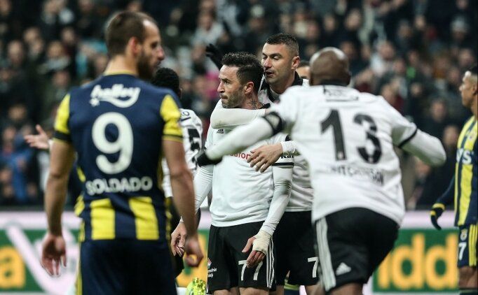 Beşiktaş'ta iki isim Kayserispor maçında yok!
