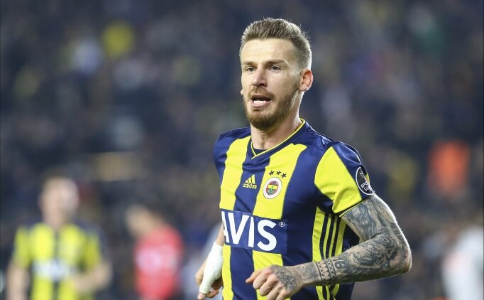 Fenerbahçe'de Serdar Aziz 3 hafta yok!