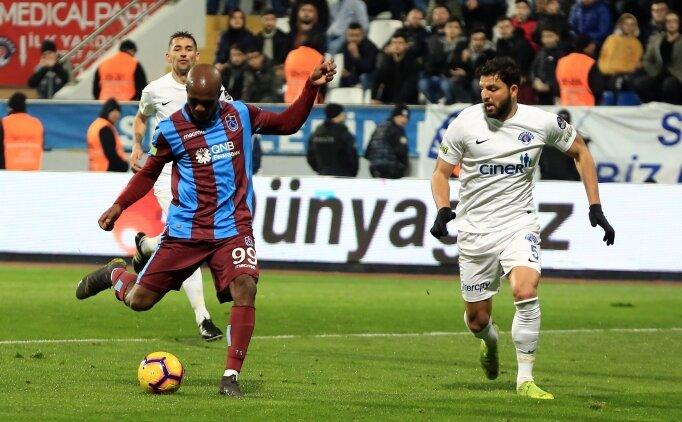 Trabzonspor, Kasımpaşa'ya 90'da yakalandı!