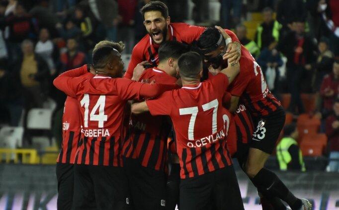 Gazişehir Gaziantep'in Süper Lig inadı!
