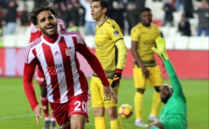 Sivasspor, şeytanın bacağını Malatya'ya karşı kırdı!