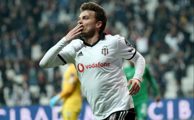 Adem Ljajic: 'Beşiktaş'ta kalmak istiyorum'