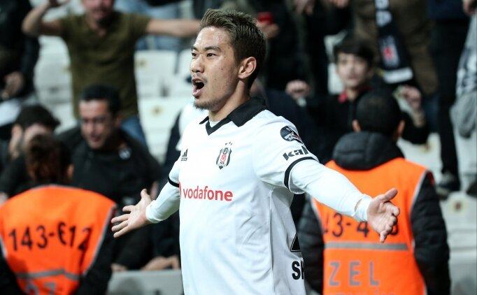 Beşiktaş'tan Kagawa için acil eylem planı