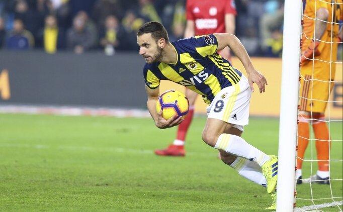 Fenerbahçe'de İspanyol kahraman