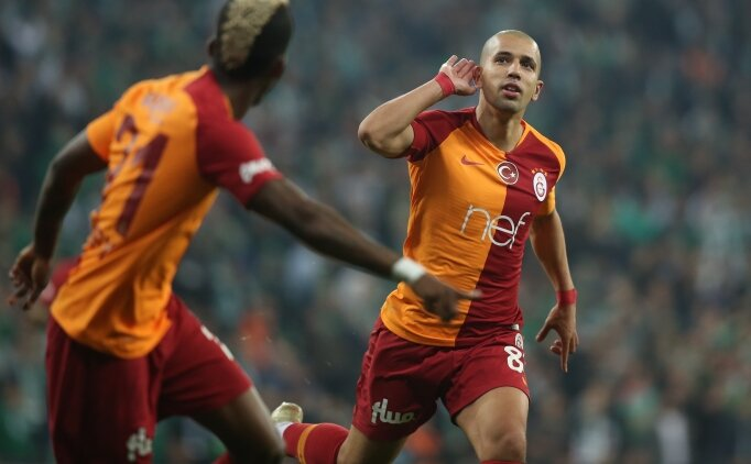 Galatasaray Bursa'da geri döndü, zirvede puan farkı düştü