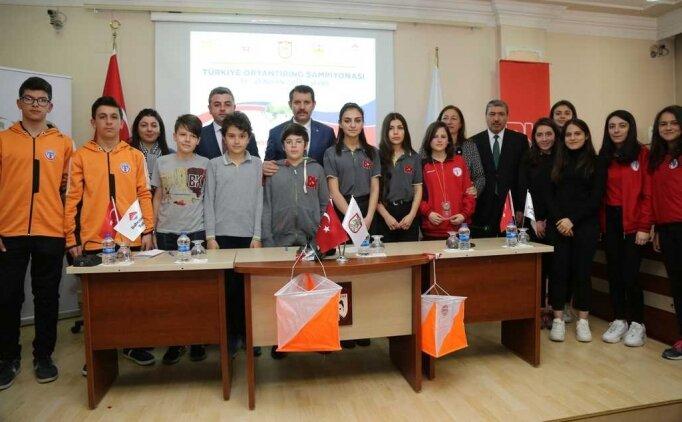 Türkiye Oryantiring Şampiyonası Sivas'ta yapılacak