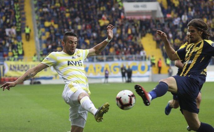 Fenerbahçe ile MKE Ankaragücü 101. randevuda!