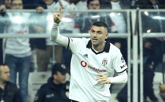 Beşiktaş'ta 5 santrafor bir Burak Yılmaz değil!
