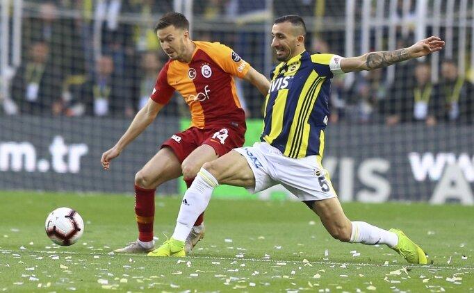 Derbide kazanan yok: Fenerbahçe 1-1 Galatasaray!