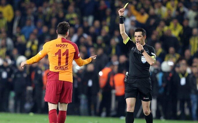Galatasaray taraftarından Sinan Gümüş'e tepki