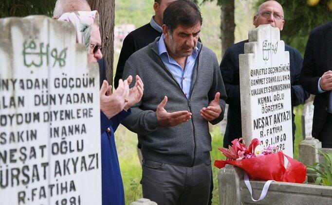 Trabzonspor, trafik kazasında ölen taraftarlarını andı