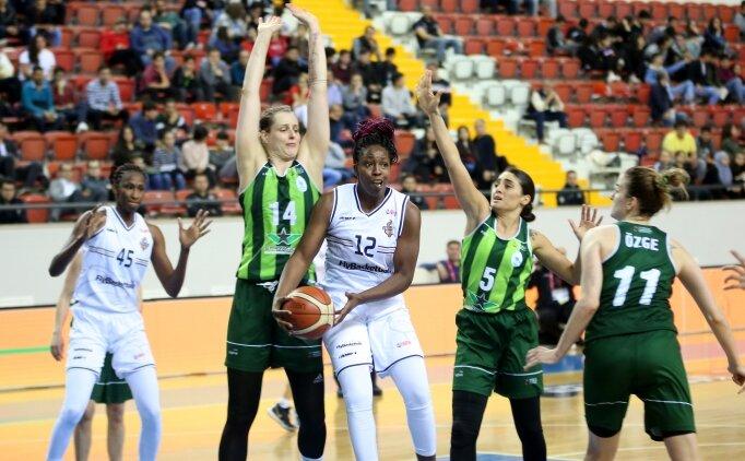 Çukurova Basketbol yarı finalde