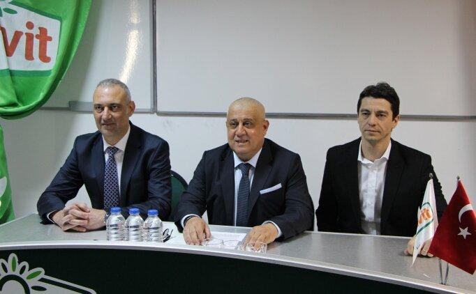 Özkan Kılıç 'Banvit kulübü yaşayacaktır'