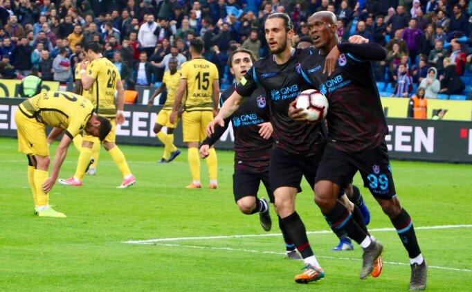 Trabzonspor'un şakası yok, seri 5 maç oldu!