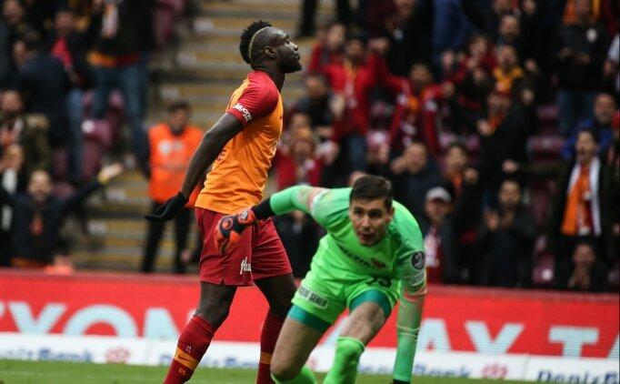 Mbaye Diagne, şampiyonluk kutlamalarında yok!