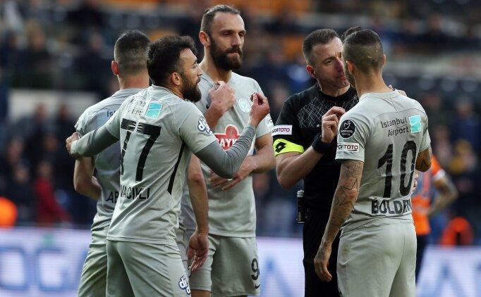Muriqi: 'Musa penaltı yok, çekmedim dedi'