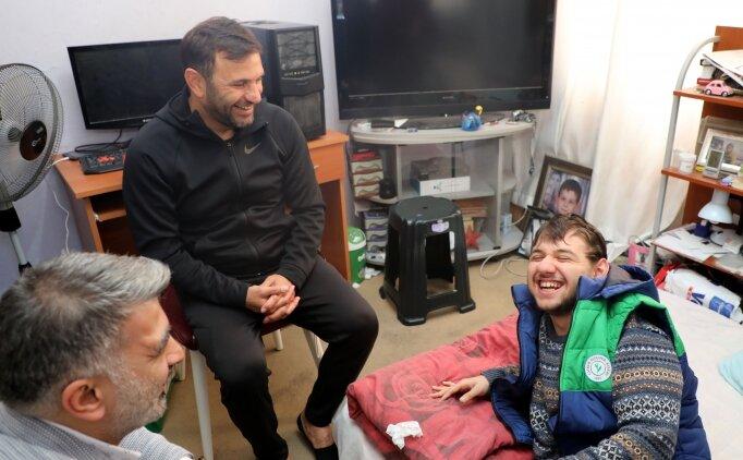 Çaykur Rizespor'dan anlamlı ziyaret