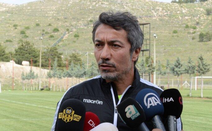 Ali Ravcı: ''Galatasaray maçından sonra...''