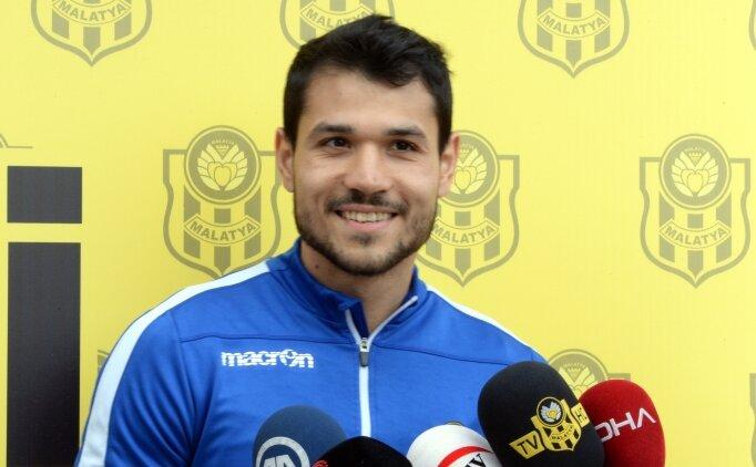 Yeni Malatya'da futbolcular galibiyete odaklandı!