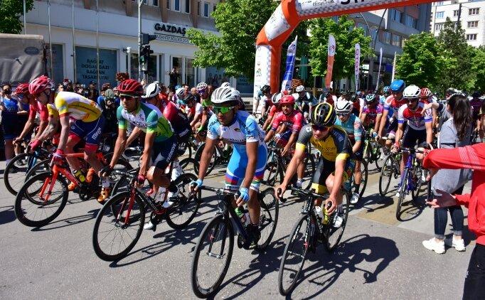 Mezopotamya Bisiklet Turu'nda 3. gün heyecanı!