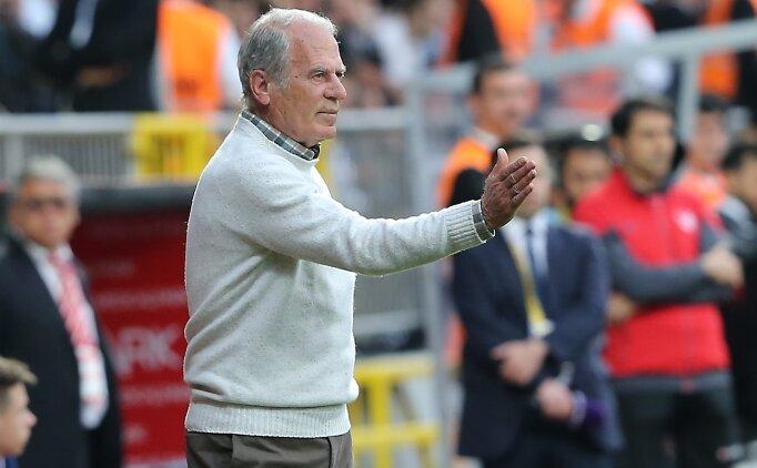 Mustafa Denizli: 'Fenerbahçe hak etti ve kazandı'