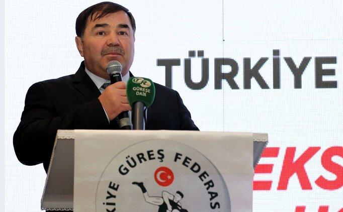Musa Aydın: 'Olimpiyalar'da tarih yazmak istiyoruz'