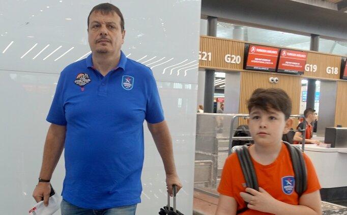 Ergin Ataman: 'Fenerbahçe ile çok zor bir maç olacak'