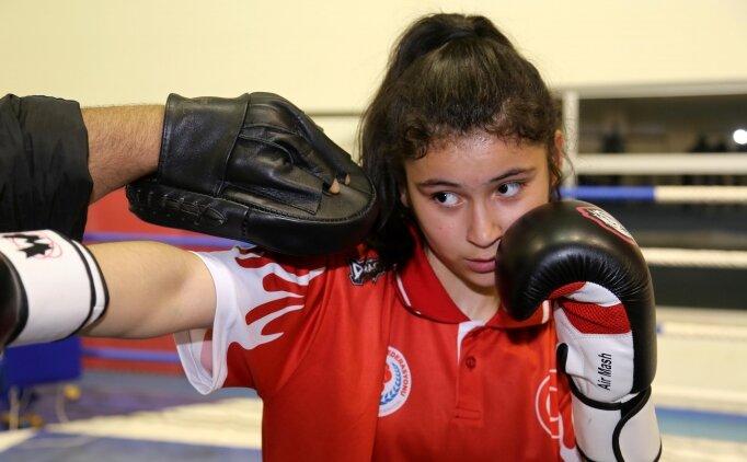 Ayşe Özdemir: 'Babam gibi şampiyon olmak istiyorum'