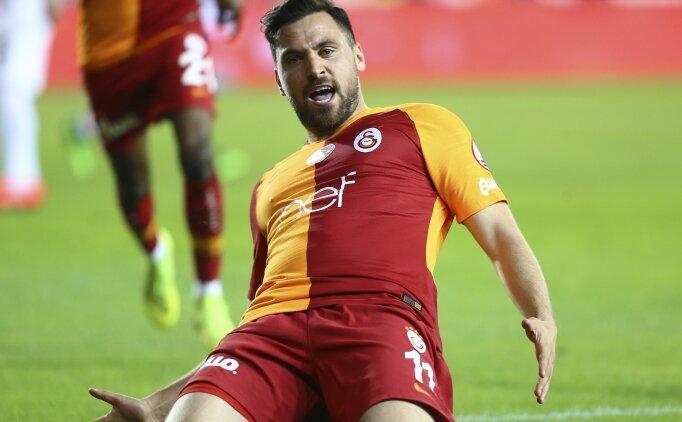 Sinan Gümüş: 'Sonradan girip gol atmak çok güzel'